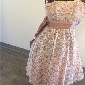 Vintage Gunne Sax by Jessica McClintock dress